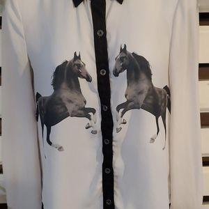 FOREVER 21 blouse.      #1626